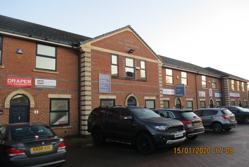 4 Davy Court, Castle Mound Way, Central Park, Rugby