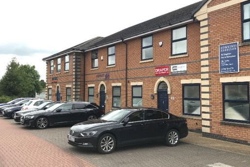 Office Suites 3B & 3C, Davy Court, Castle Mound Way, Central Park, Rugby