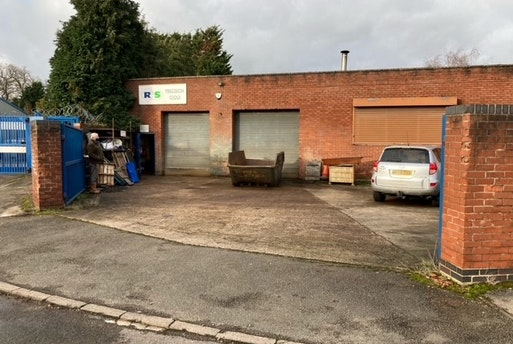 Unit 12A, Carlyon Road Industrial Estate, Atherstone, Warwickshire