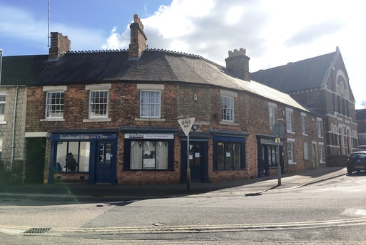 Investment opportunity, Multi let property , Church Street / Hill Street, Swadlincote, Derbyshire